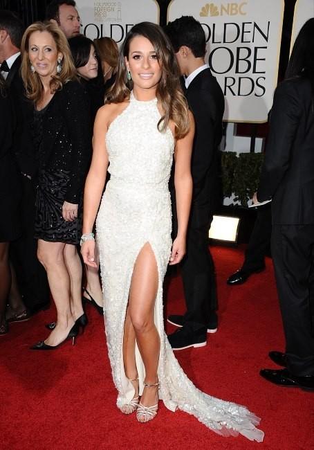 Lea Michele le 13 janvier 2013 à Los Angeles