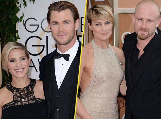 Photos : Golden Globes 2014 : tous les plus beaux couples de la cérémonie !