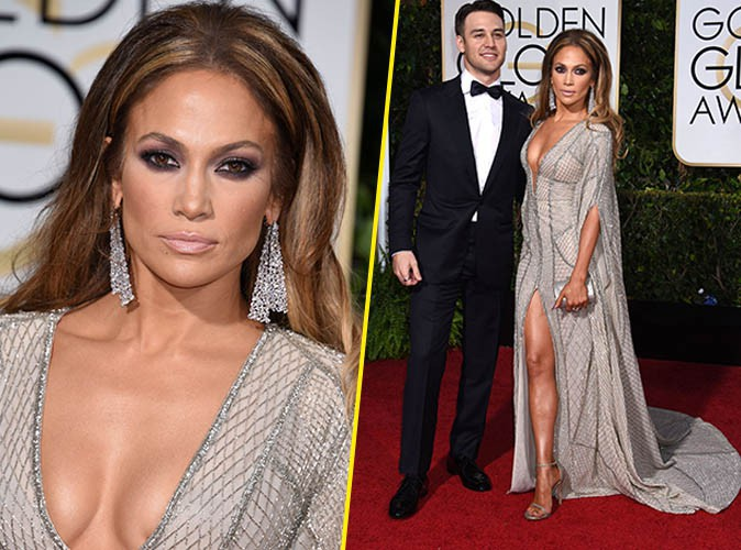 Golden Globes 2015 : Jennifer Lopez : pas besoin de prix pour �tre la reine du redcarpet !