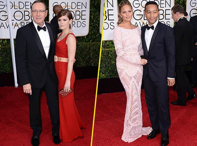 Photos : Golden Globes 2015 : Kevin Spacey, John Legend…Les grands gagnants de la soirée, ce sont eux !