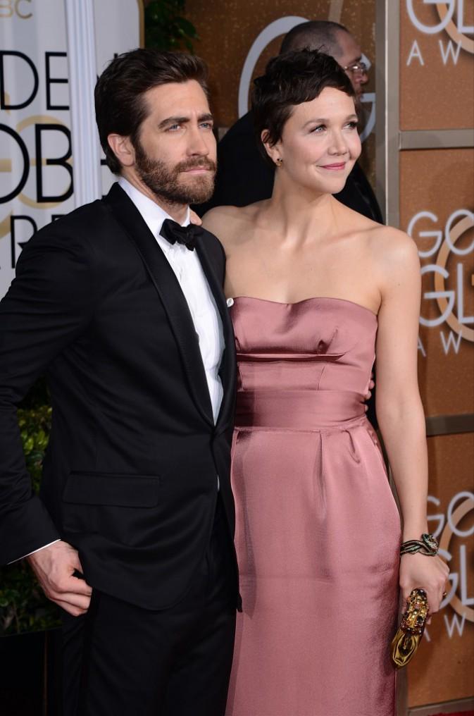 Maggie Gyllenhaal le 11 janvier 2015