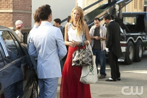 Blake loin de l'Upper East Side !