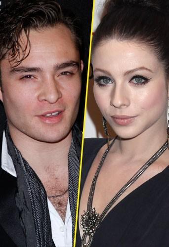 Le couple Chuck/Georgina