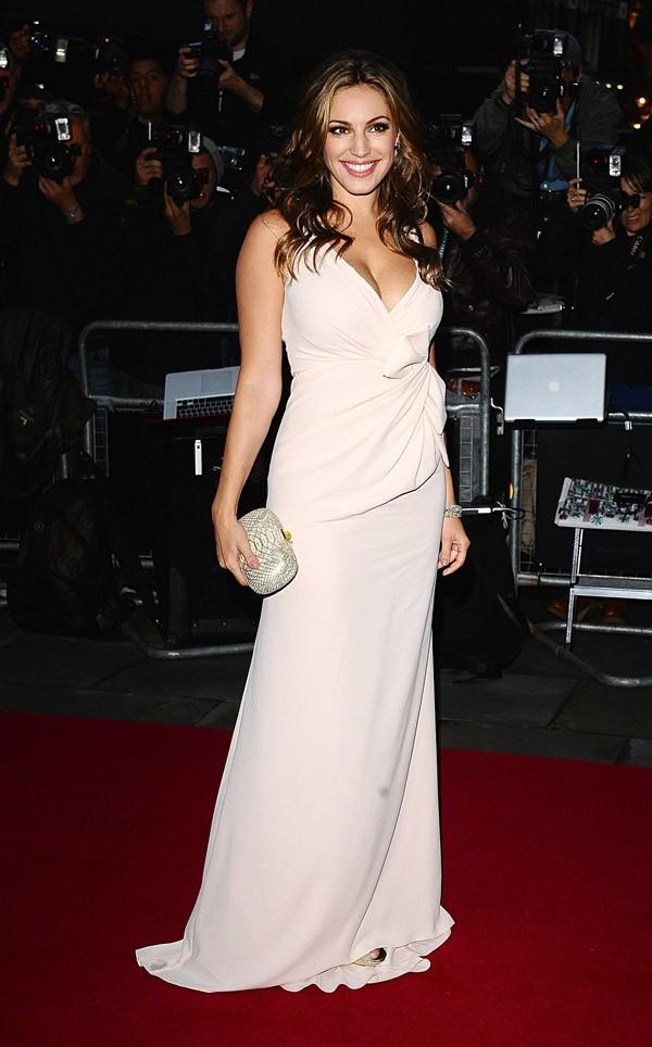Kelly Brook, la femme la plus sexy d'Angleterre ?