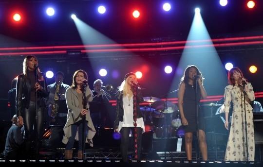 Christina ne chantera pas toute seule !