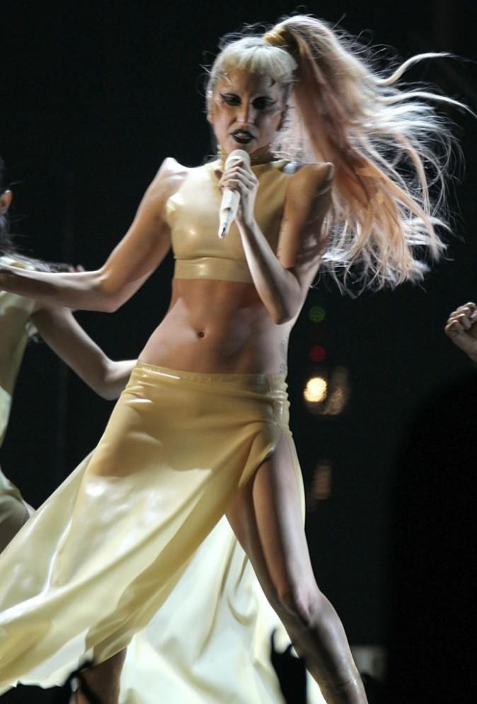 Lady Gaga est née comme ça !
