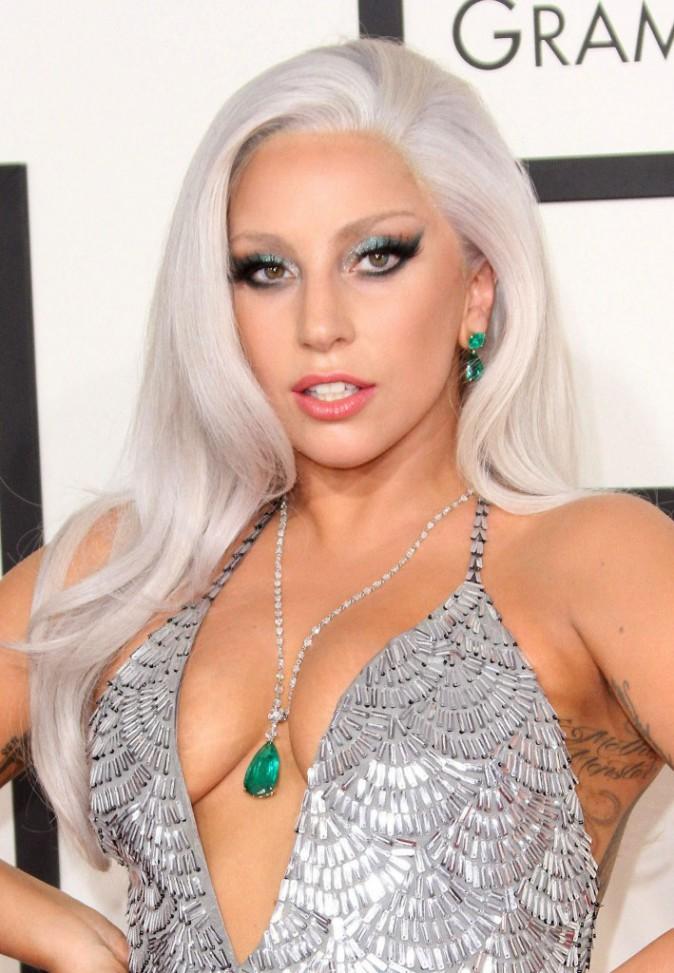 Lady Gaga le 8 février 2015