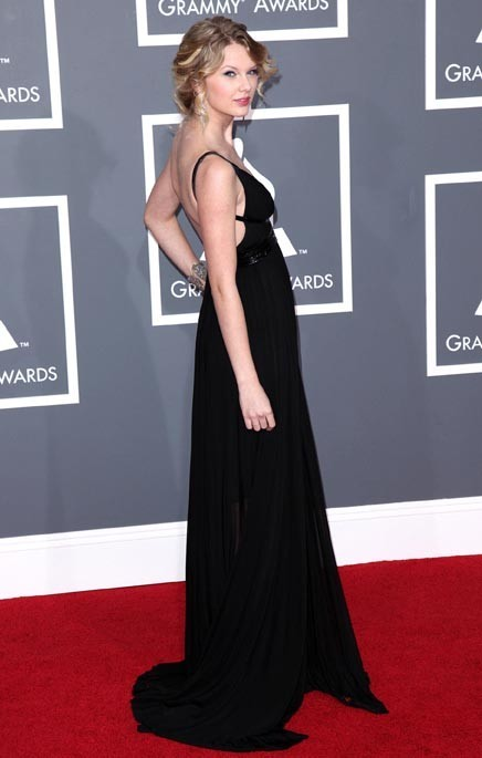 Taylor Swift, simplement ravissante