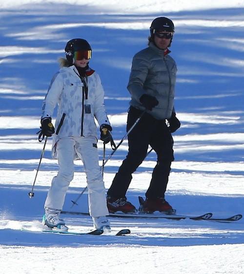 Photos : Gwen Stefani : amoureuse et en famille sur les pistes de ski !