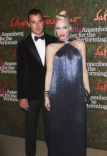 Gwen Stefani à Los Angeles le 17 octobre 2013
