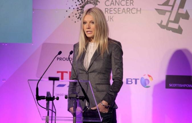 Gwyneth Paltrow le 24 septembre 2012 à Londres