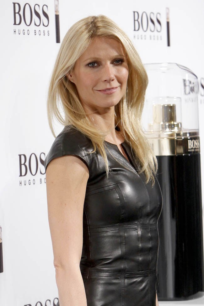 Gwyneth Paltrow le 29 octobre 2012 à Madrid