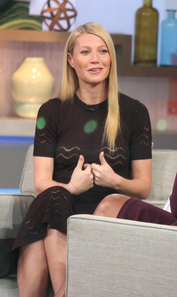Gwyneth Paltrow le 14 janvier 2015
