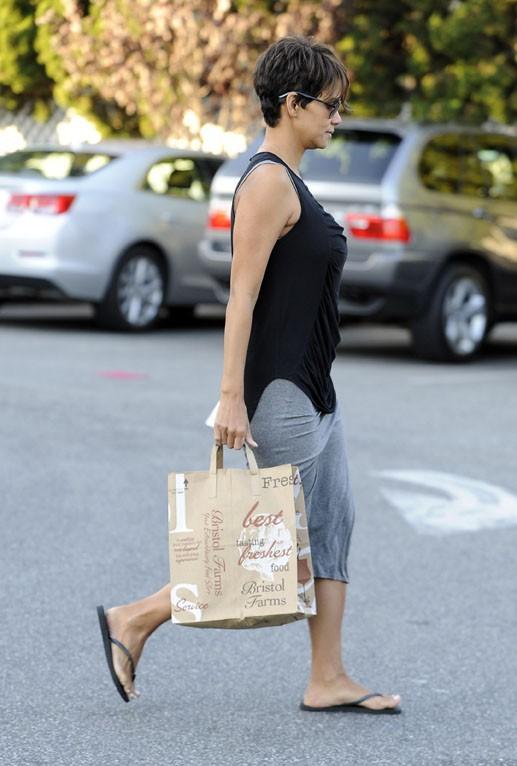 Halle Berry à Los Angeles le 12 décembre 2013