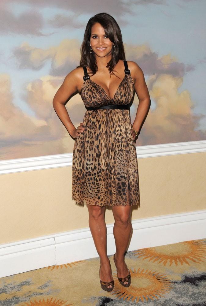 Halle Berry en 2008