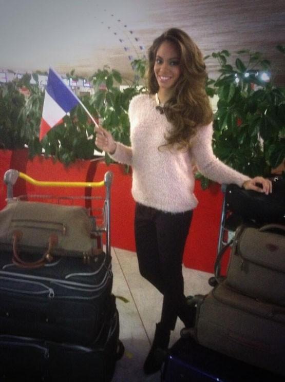 Hinarani de Longeaux en route pour Moscou et Miss Univers 2013 !