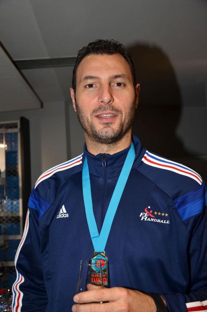 Jérôme Fernandez, le patron