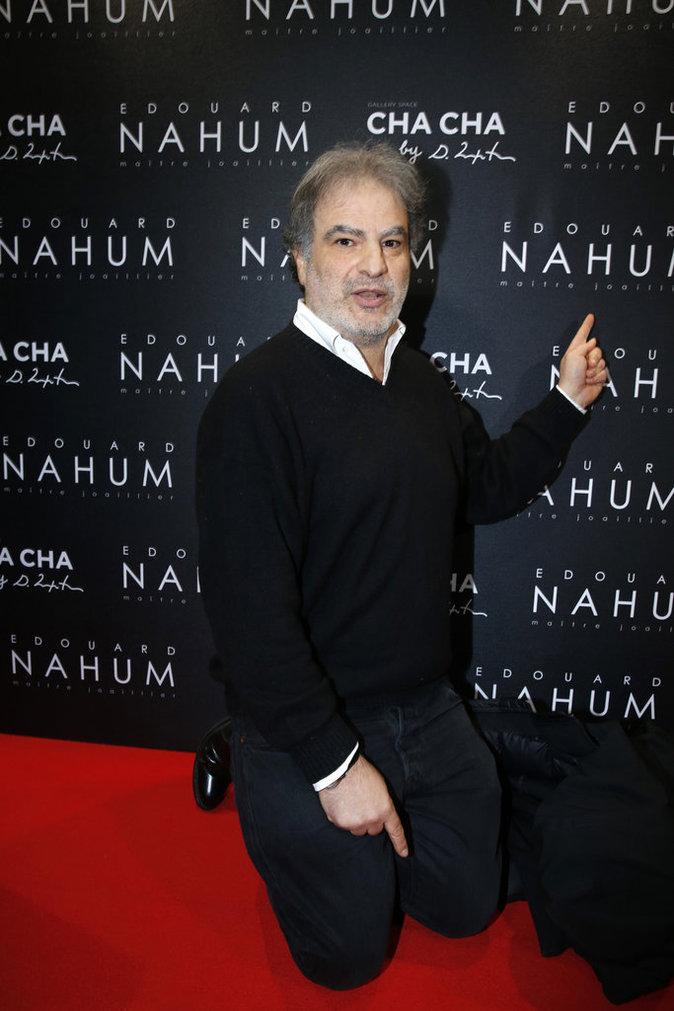Raphaël Mezrahi à Paris le 6 décembre 2016