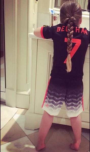 Photos : Harper Beckham fête ses 5 ans !