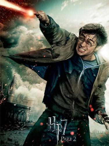 Harry (Daniel Radcliffe) : honneur au héros !