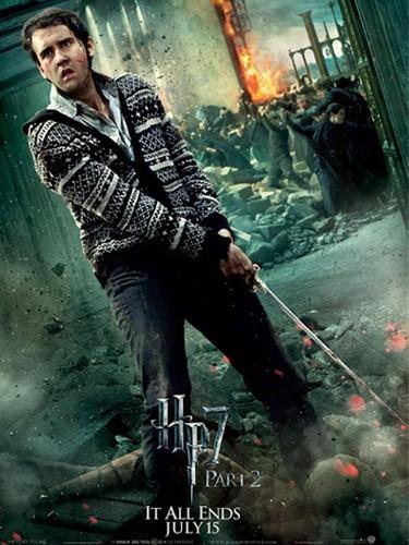 Neville (Matthew Lewis) : un allié de poids !