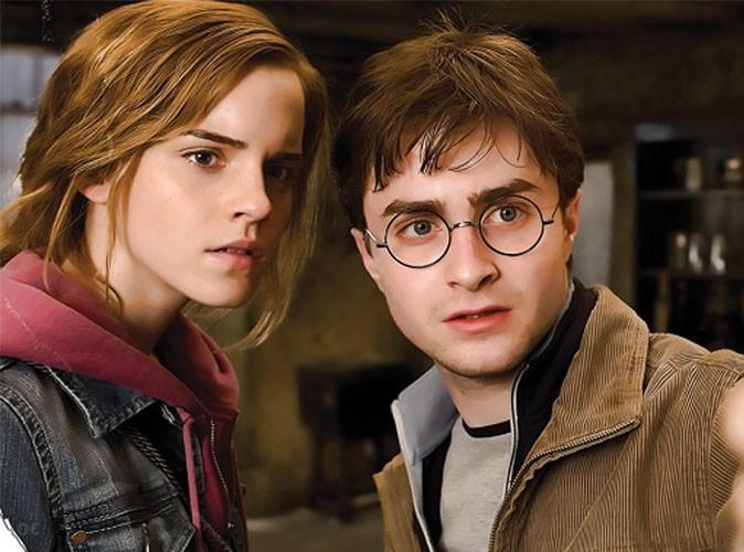 """""""Tu vois, Hermione, avec se sortilège on aura chacun notre poster personnalisé !"""" s'exclama Harry."""