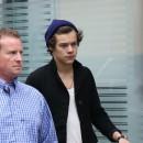 Harry Styles, dans les rues de Paris