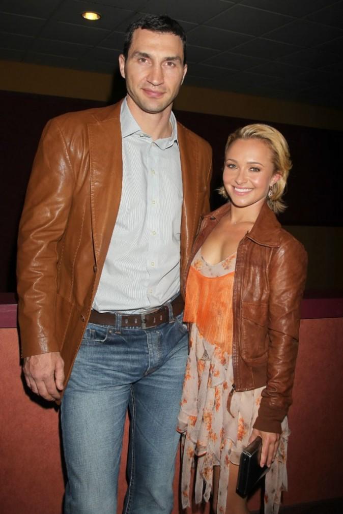 Deux gabaris mais une même couleur de veste !