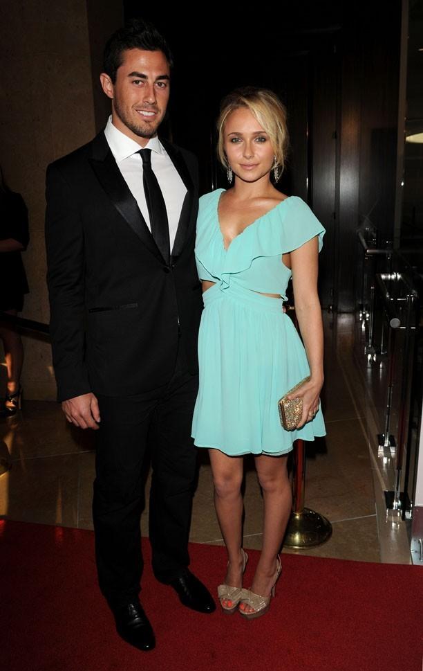 Hayden Panettière aux Critics Choice Awards le 18 juin 2012