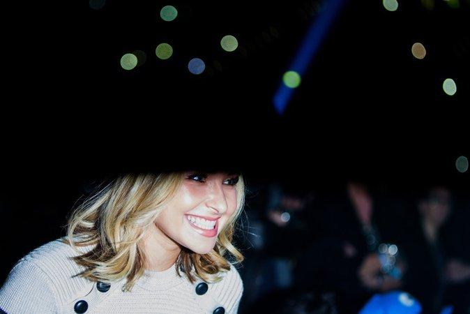 Photos : Hayden Pannetiere : Après sa dépression, ellle assiste à la défaite de son chéri !
