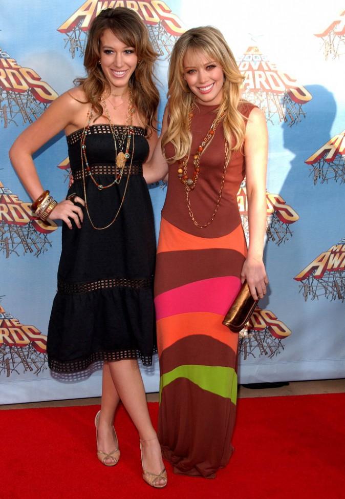Haylei Duff en 2005