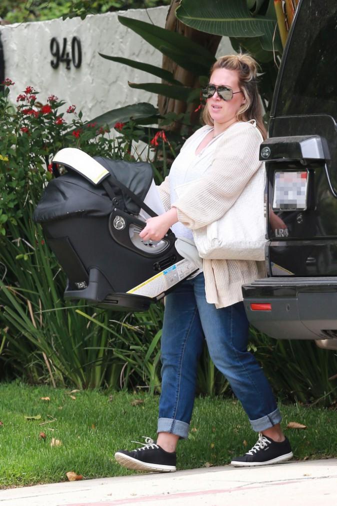 Haylei Duff en 2015