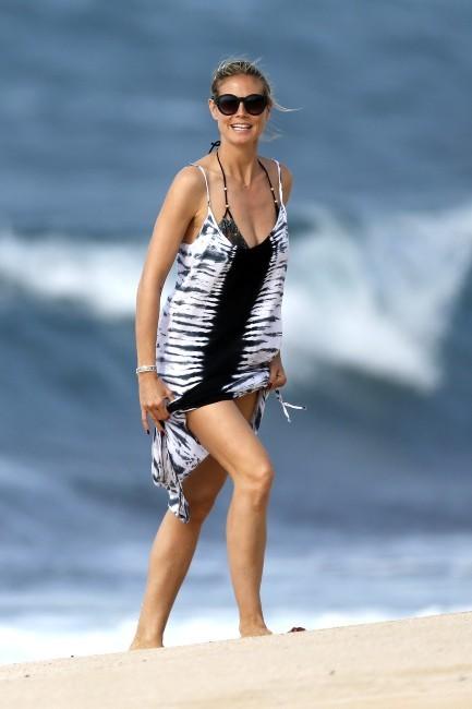 Heidi Klum le 26 mars 2013 à Hawai
