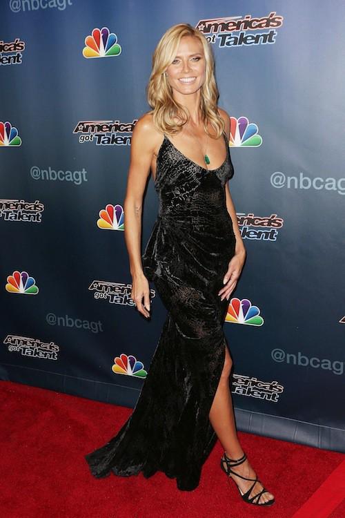 Photos : Heidi Klum et Mel B sexy, Nick Cannon et ses chaussures à deux millions de dollars pour America's Got Talent !