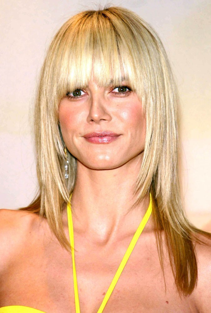 Photos : Heidi Klum en 2003