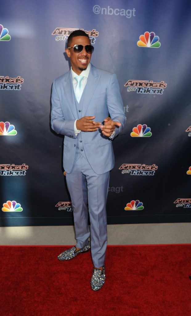 Nick Cannon le 2 mars 2015