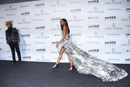 Ciara à Milan, le 26 septembre 2015