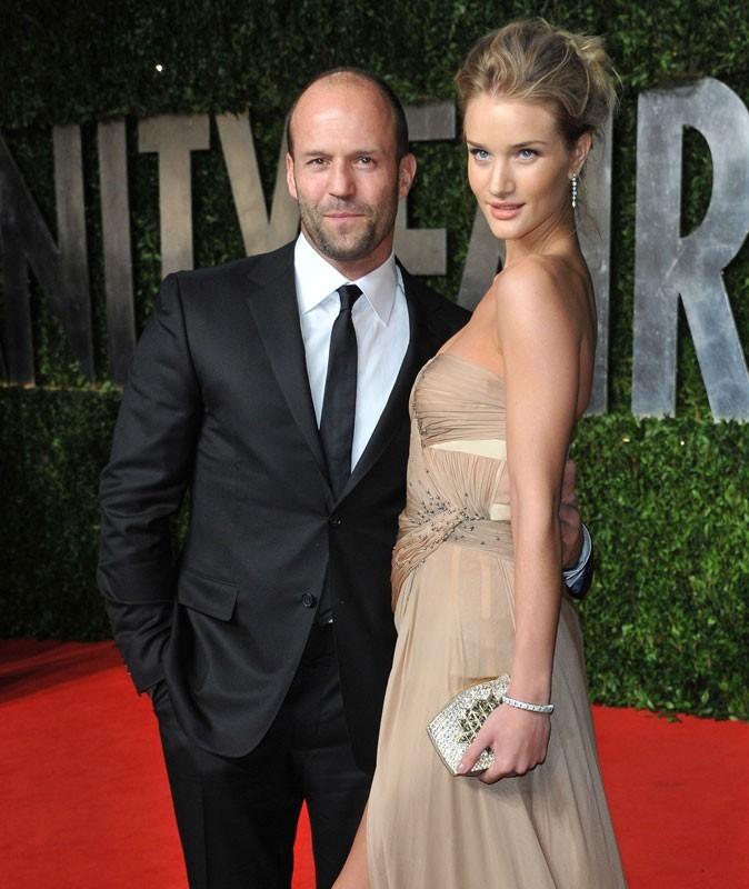 Rosie Huntington-Whiteley : ce qui la fait craquer chez Jason Statham ? Son torse velu !