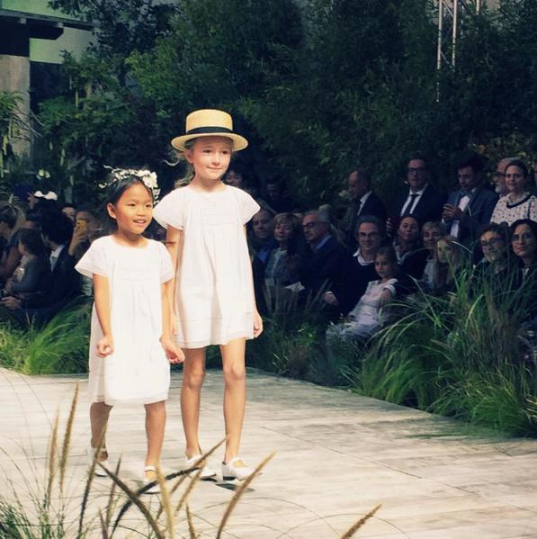 Hélène Darroze : ses filles déjà stars de la Fashion Week !