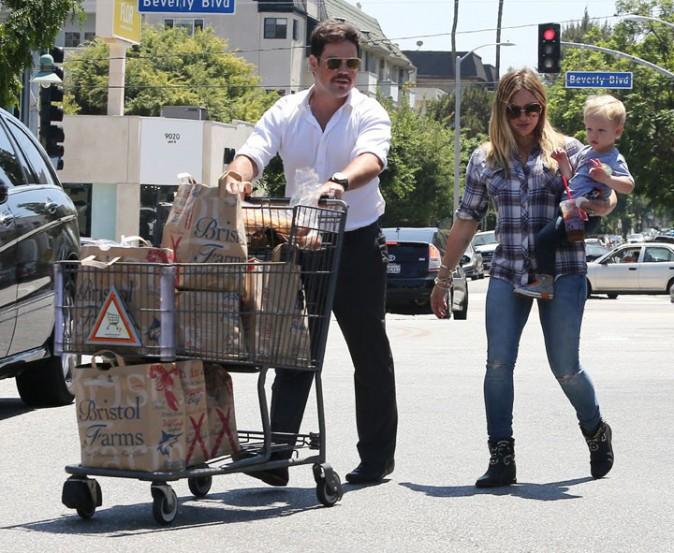 Hilary Duff et Mike Comrie : retour sur l'histoire d'un couple que l'on pensait uni pour la vie !
