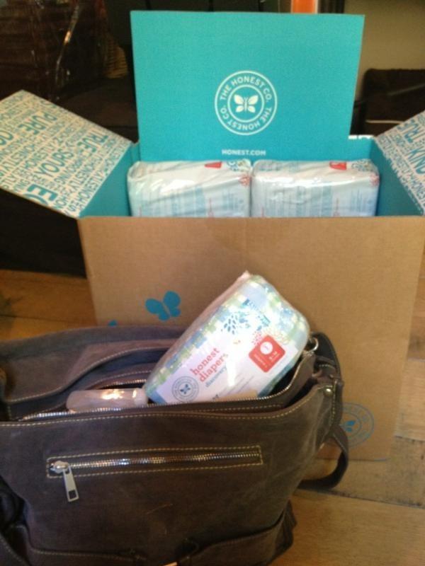 Le pack cadeau de Jessica Alba !