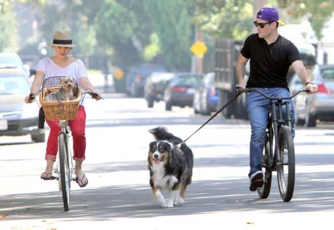 Sortie à vélo en famille !