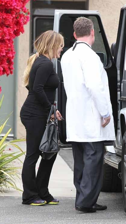 Son dentiste joue aussi les gardes du corps !