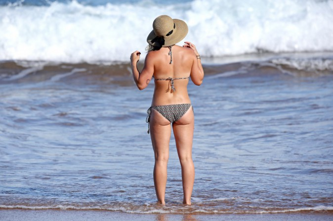 Photos : Hilary Duff : un bikini body d'enfer !