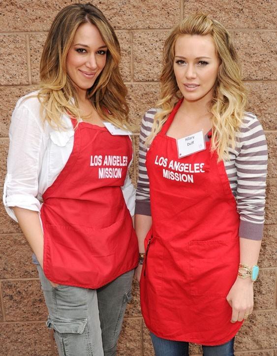 Haylie et Hilary se ressemblent vraiment beaucoup !