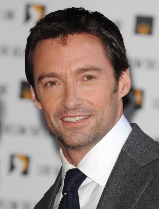 Hugh Jackman lors de la soirée Live Below The Line Charity Benefit à Londres, le 18 avril 2011.