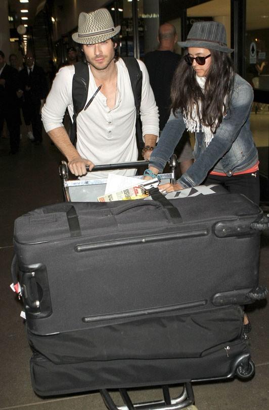 Sacrée valise ! Une pour deux ?