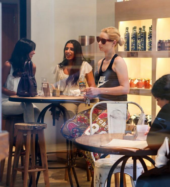 Iggy Azalea à Beverly Hills le 2 octobre 2014