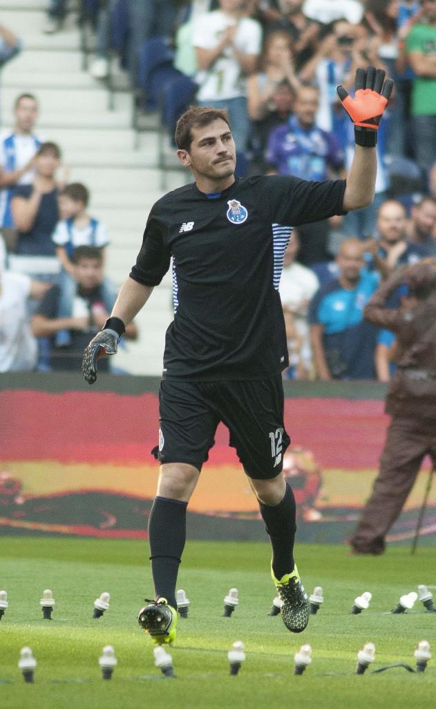 Iker Casillas, le 8 août 2015