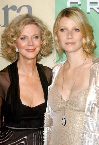Gwyneth Paltrow et sa mère Blythe Danner